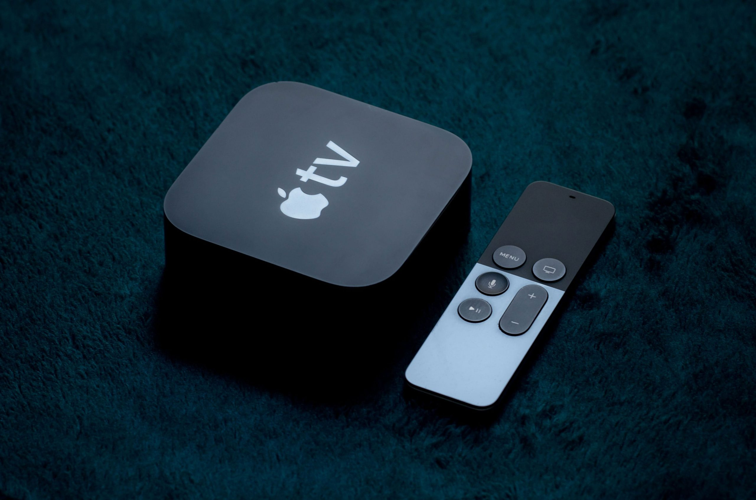 Apple TV 4K.