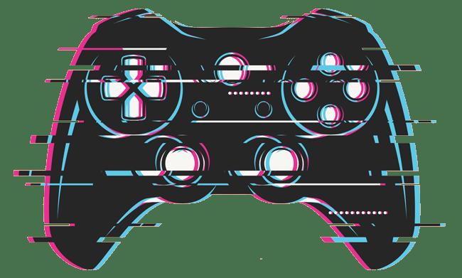 Game controller.