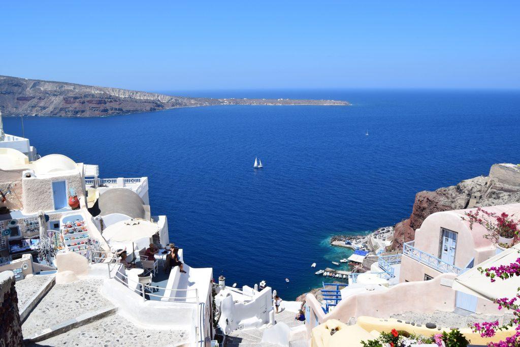 Greece holiday destination.
