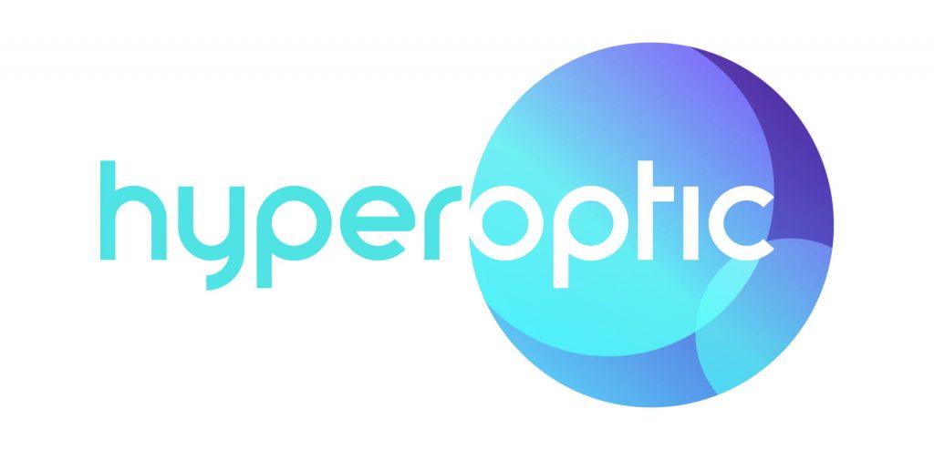 Hyperoptic logo.