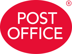 Post office logo.