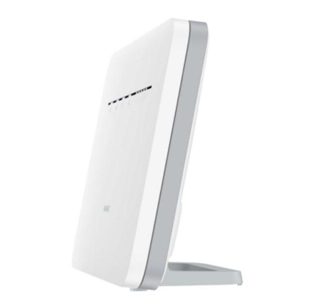 Three 4G Hub wireless router.