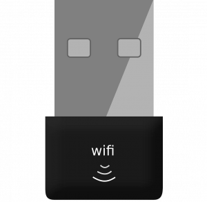 Wi-Fi dongle.